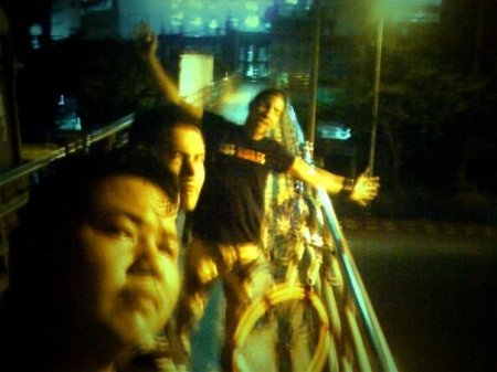 On the bridge over Vibhawadhi